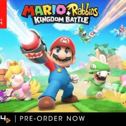 [PLAYe] Embark with your team of eight heroes on an epic quest to free your friends and put the Mushroom Kingdom