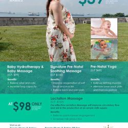 [Beauty.Mums & Babies] Visit our booth for a exciting offers.