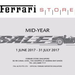 [Ferrari Store] Our mid-year sale starts today!