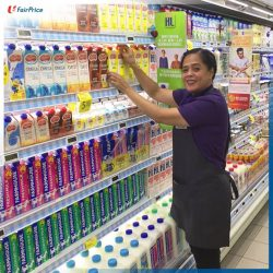 [NTUC FairPrice] Connie recalled how easy it was to integrate into FairPrice when she arrived in Singapore 7 years ago.