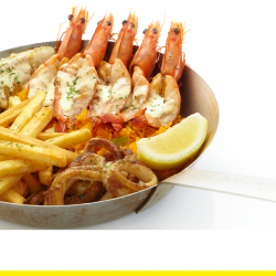 [American Express] Enjoy family-friendly fresh seafood delicacies at Fish & Co.