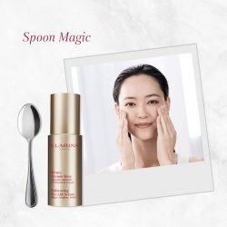 [Clarins] ClarinsTip: Puffy eyes and dark circles?