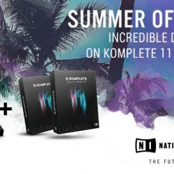 "[Swee Lee Music] The Native Instruments ""Summer of Sound"" starts today!"