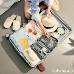 [Sulwhasoo] As you pack away towards the arrival of your Summer vacation, don't forget to slip in a pack of