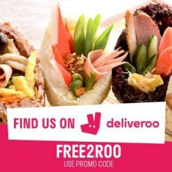 [QQ Rise] QQ Rice x Deliveroo$7 off your first two ordersUse Voucher Code: FREE2ROOOrder Now!
