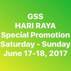 [Pink Rose] GSS & HARI RAYA Special Promotioncome and visit us @06-40 WCEGA Plaza