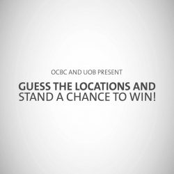 [OCBC ATM] Guess the location in the video and stand to win S$50 NTUC FairPrice vouchers!