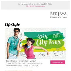 [Berjaya Hotels & Resorts EDm] More great deals coming your way!