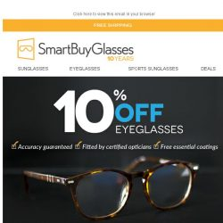 [SmartBuyGlasses] It's as easy as 1.2.3 | Order Glasses on SmartBuyGlasses | Your 10% OFF voucher 👓