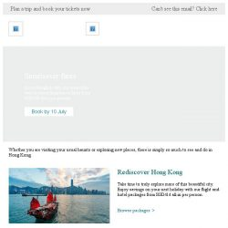 [Cathay Pacific Airways] Smartsaver fares to Bangkok from SGD158 all-in