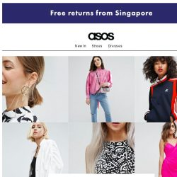 [ASOS] Addicted to the 80s?