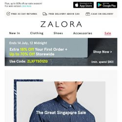 [Zalora] Everything below $30: Get it or regret it!