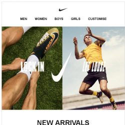 [Nike] Lock In and Let Loose in Nike Football's New Arrivals
