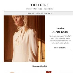 [Farfetch] Chloé | Discover the new collection