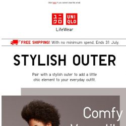 [UNIQLO Singapore] Your go-to trendy items! Now up to $30 OFF