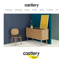 [Castlery] Subtle Strato beauty that's hard to miss