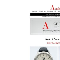 [Ashford] Certified Pre-Owned Watches - More New Arrivals!