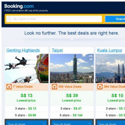 [Booking.com] Deals in Genting Highlands from S$ 13