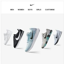 [Nike] New Takes on Nike Classics