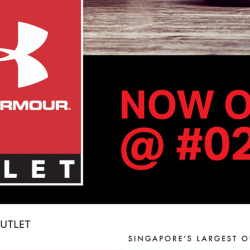 Under Amour: Outlet Now Open at IMM Outlet Mall!