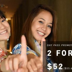 Yunomori Onsen and Spa: 2-To-Go Promotions on Onsen Day Passes & Massages