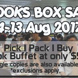 SG Book Deals: $50 All-You-Can-Fill Box Sale is Back!