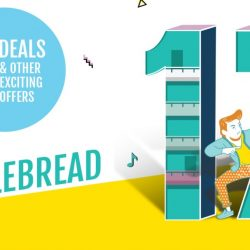 BreadTalk: 17 Selected Buns Available at $1 Each