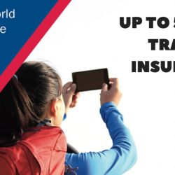 AXA: Enjoy Up to 50% OFF SmartTraveller Travel Insurance!