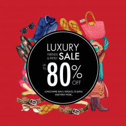 [The Fashion Gallery] It's time to shop with Friends & Family at our Luxury sale!