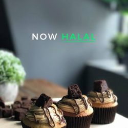 [Twelve Cupcakes] Leave no one out; we are now Halal certified for hassle free consumption & convenience.