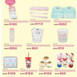 [Sanrio Gift Gate] Are you a Sanrio Fans Club member yet?