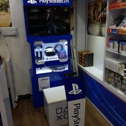 [Funco Gamez] PlayStation VR demo stand installed!