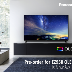 [Panasonic] Want to experience the cinematic superiority of 4K OLED?