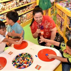 [Hamleys of London] Spend your family weekends at Hamleys!