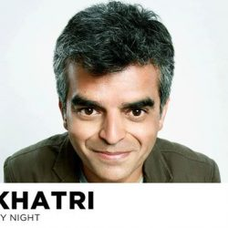 [SISTIC Singapore] 29 & 30 July 2017 - Montreux Jazz Cafe is proud to host comedic powerhouse Atul Khatri for two special nights from