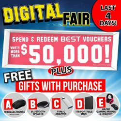 [Best Denki] Your last chance to enjoy this special deal!