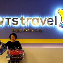 [Summer Haven] Congratulations to Ms Goh Poy Wah for winning the 8th prize - WTS Travel Merchandise Hamper worth $88 in our Mid-
