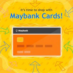 [Maybank ATM] Shop, eat, play and be rewarded during the Mid-Year Sale!