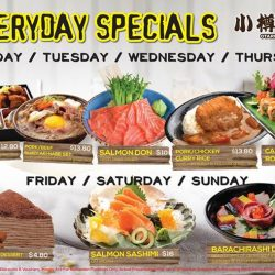 [Otaru Suisan] EVERYDAY SPECIALS for all!
