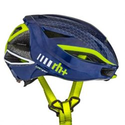 [thebigcountry] The new λamβ0 helmet, that is included in rh+ 2018 collection, equips all riders from the Belgian team and