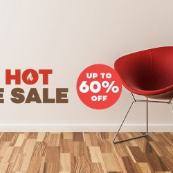 [Lazada Singapore] Shop at our Red Hot Home Sale and get up to 60% off!