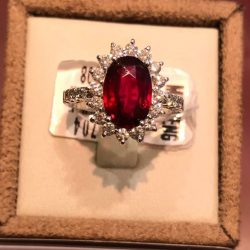 [Me Heng Jewellery] Fine Collector Ruby (2.