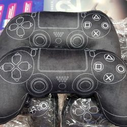 [Funco Gamez] Cool looking Limited Edition Dualshock 4 Pillow FREE for each PlayStation 4 Slim Hits Bundle ~!