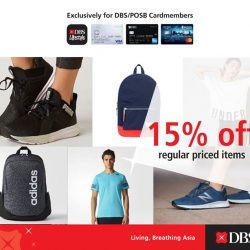 [DOT Singapore] Are you a DBS/POSB Cardmember?