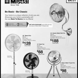 [Best Denki] Mistral fans to the rescue in this hot weather!