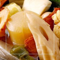 [Sandaime Bunji] What ingredients will be your favourite in ODEN?