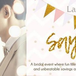 [LA BELLE] La belle Couture's Say I Do Bridal Workshop is here again and this time, carnival fun treats, exciting lucky