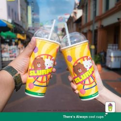 [7-Eleven Singapore] From now until 11 July, buy 1 Giant Slurpee to get another for FREE!