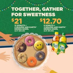 [Dunkin' Donuts Singapore] Munchie cravings?