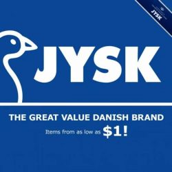 [BBQ Chicken] JYSK – THE GREAT VALUE DANISH BRAND.